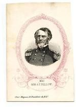 09x078.21 - Major General G. J. Pillow C. S. A., Civil War Portraits from Winterthur's Magnus Collection